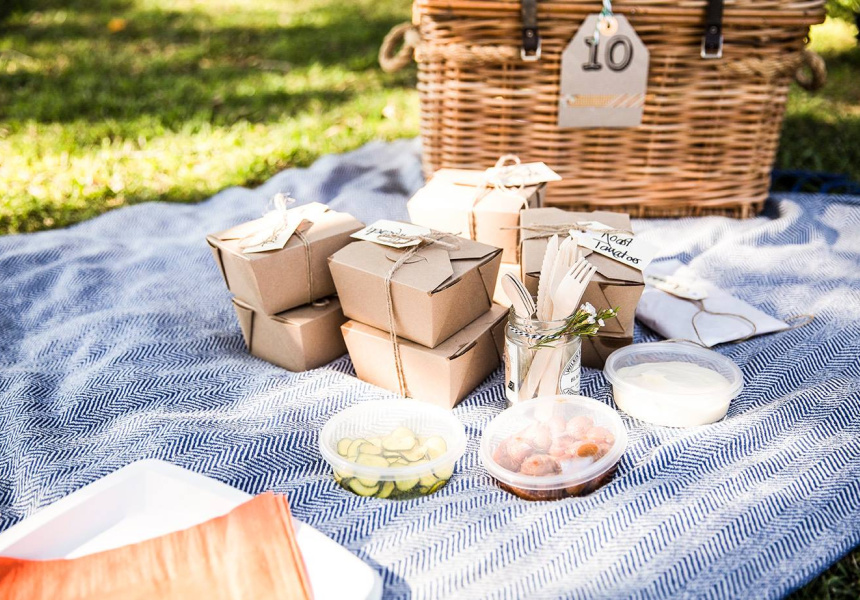 LOVE FIND CO. // 8 WAYS TO HAVE A GROWN UP HEN'S PARTY // SYDNEY PICNIC CO.