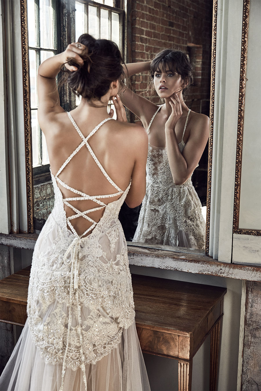 GRACE LOVES LACE // Liberty // The Blanc Collection as featured on LOVE FIND CO.
