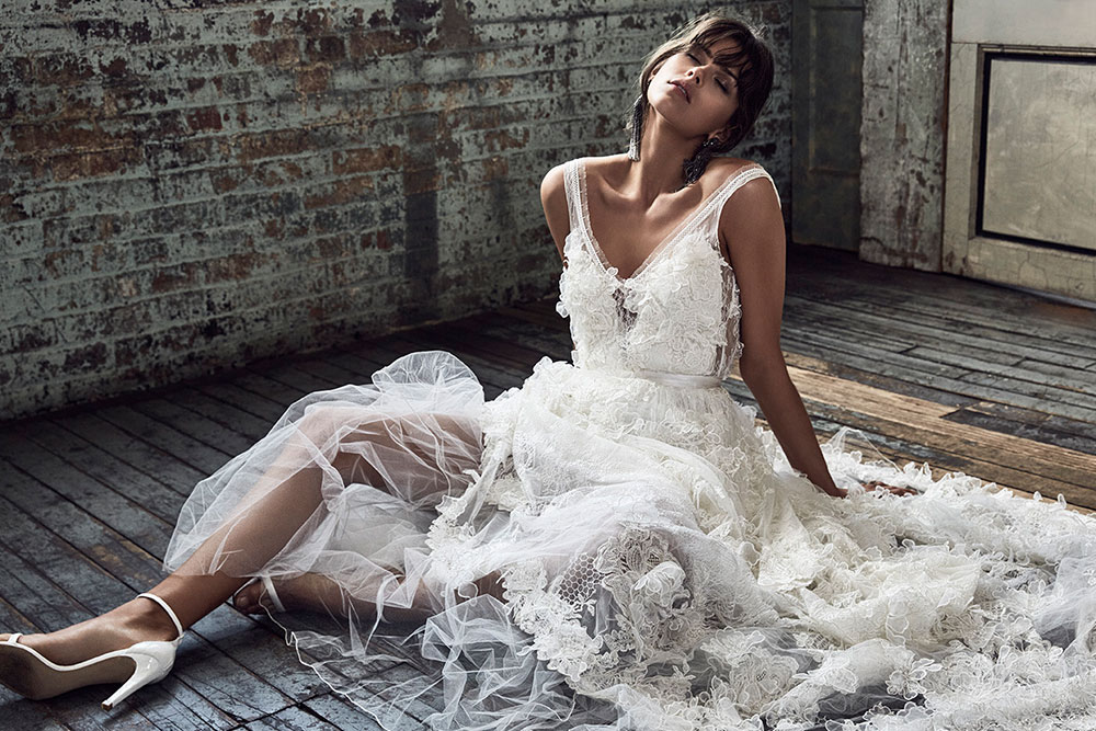 GRACE LOVES LACE // Tribeca // The Blanc Collection as featured on LOVE FIND CO.