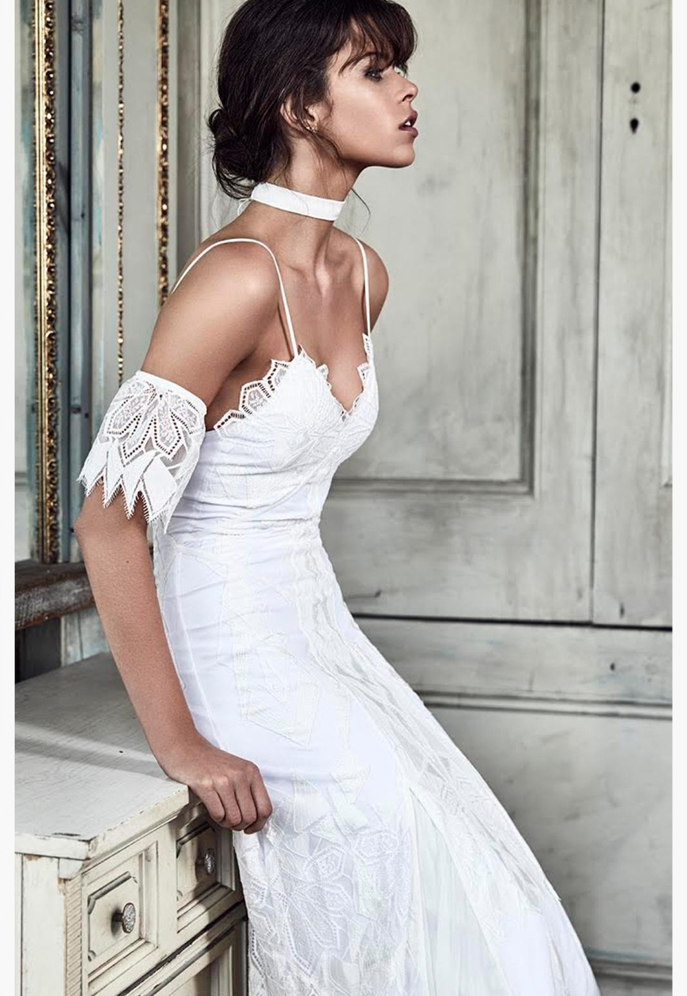 GRACE LOVES LACE // Samba // The Blanc Collection as featured on LOVE FIND CO.