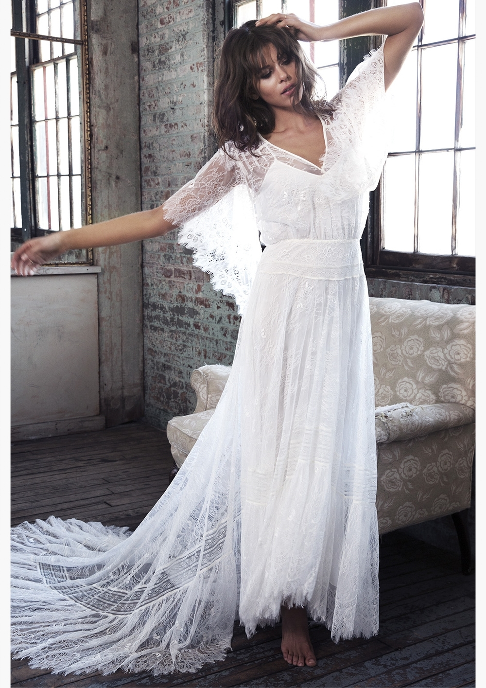 GRACE LOVES LACE // Sofia // The Blanc Collection