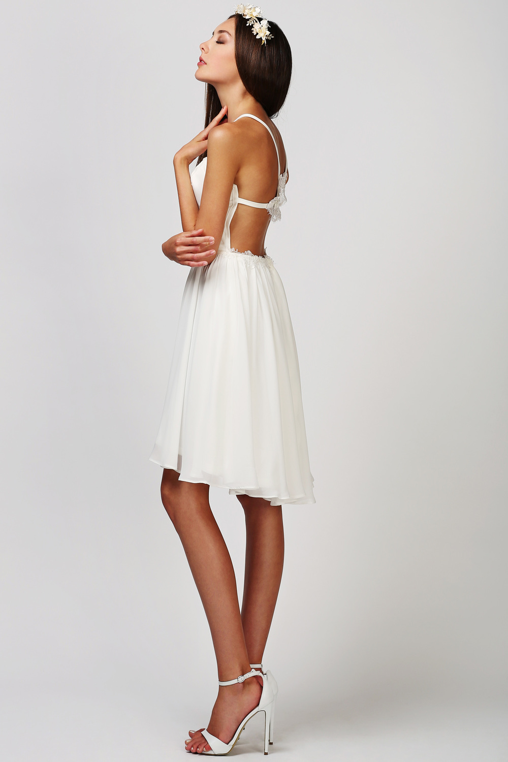 LOVE FIND CO. // The WHITE Dahlia Collection by LOVE FOUND TRUE