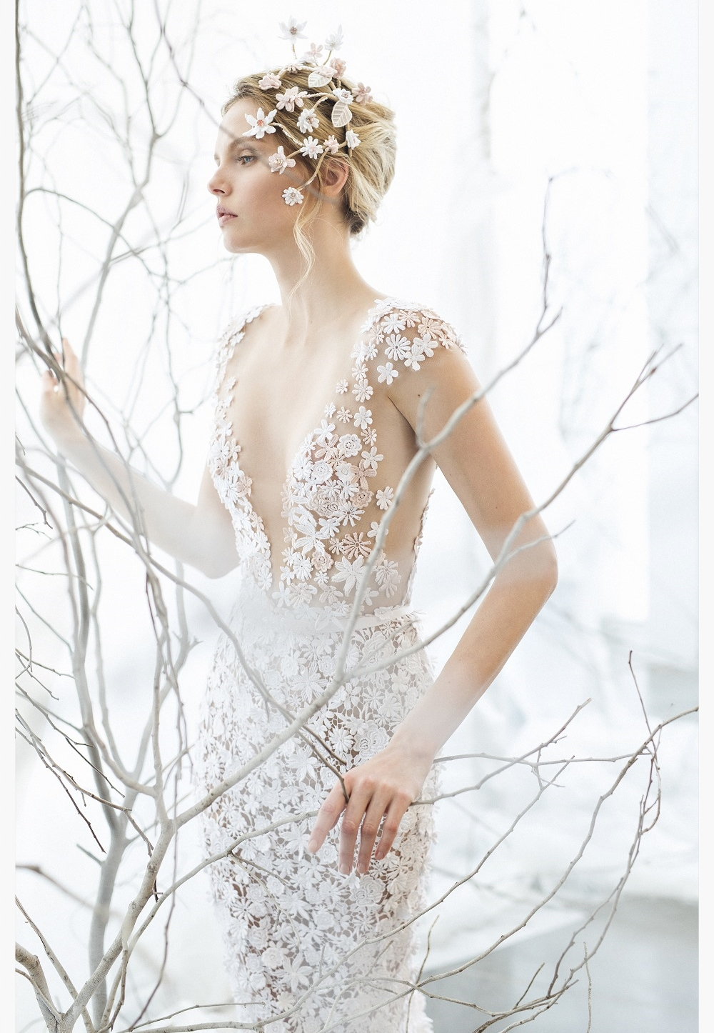 LOVE FIND CO. // 2017 Bridal Collection by Mira Zwillinger