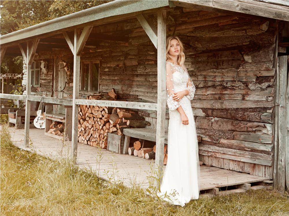 LOVE FIND CO. // Jenny Packham 2017 Bridal Collection
