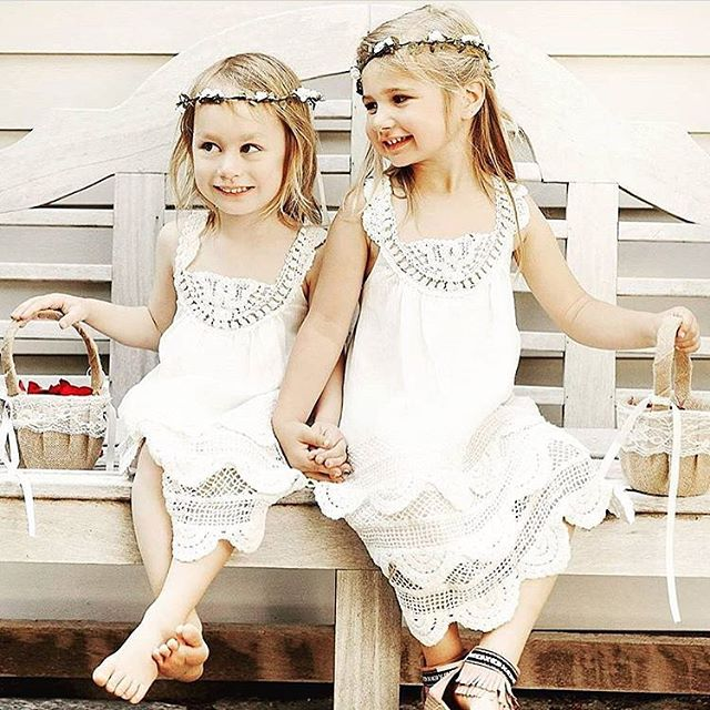 @teaprincessaust Our enchanted garden dress looking as sweet as ever#flowergirls @jhumphriesphotography.jpg
