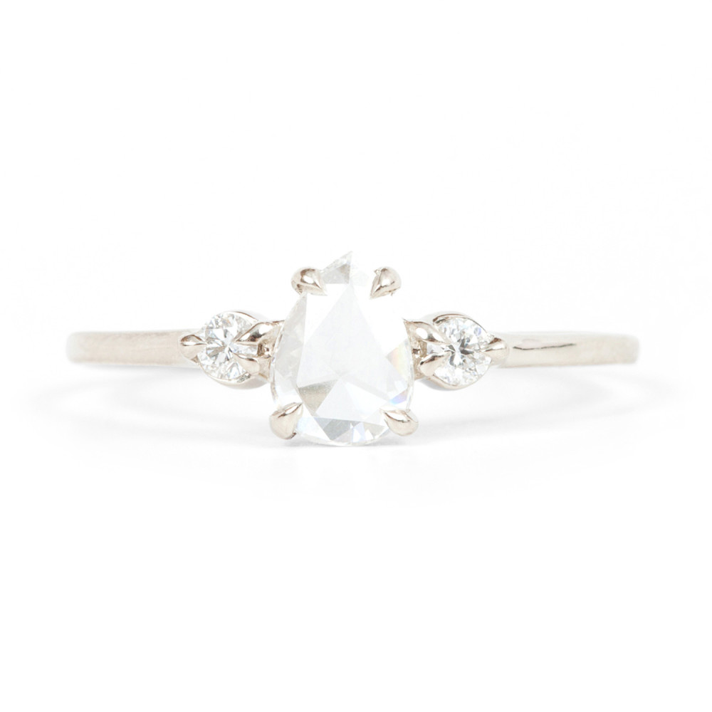 LOVE FIND CO. // Lustworthy Engagement Rings - Catbird NYC // Follow @lovefindco