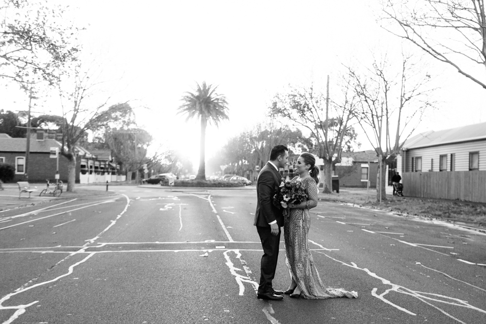 LOVE FIND CO. // Sarah & Damien // Photography by Erin & Tara