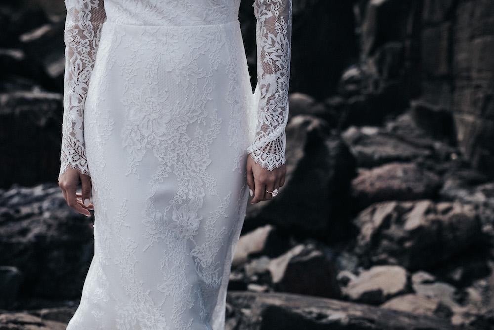 LOVE FIND CO. // Prea James Campaign // The Lani Gown