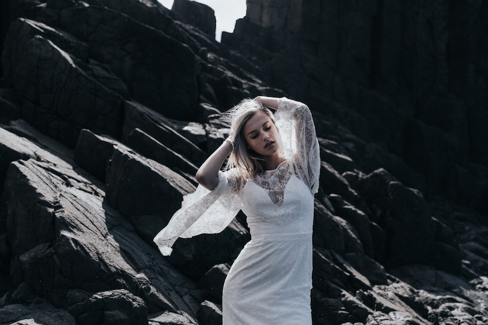 LOVE FIND CO. // Prea James Campaign // The Florence Gown