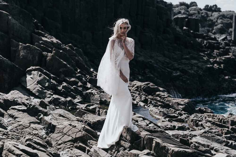 LOVE FIND CO. // Prea James Campaign // The Amelie Gown