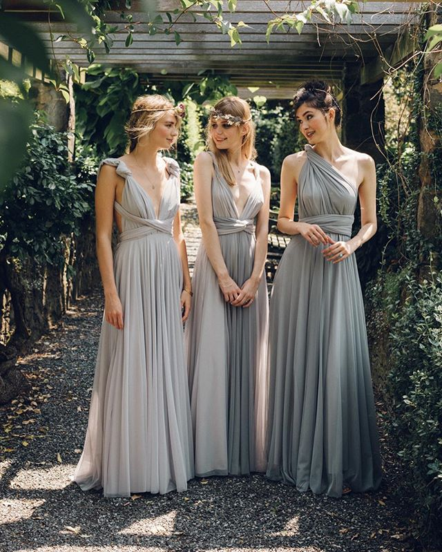 @twobirdsbridesmaids twobirds Tulle Tuesday's!!! These gorgeous ladies are wearing the Cloud Tulle, Ombré Tulle and Dove Tulle Ballgowns.jpg
