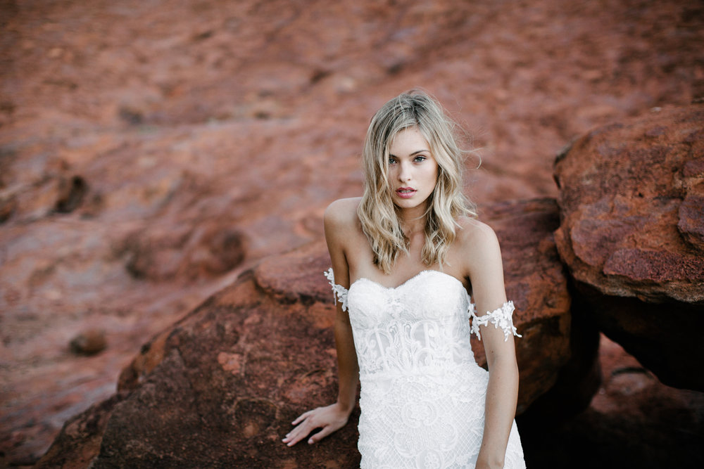 LOVE FIND CO. // Made With Love Bridal // Luxe Collection // Isla Wedding Gown