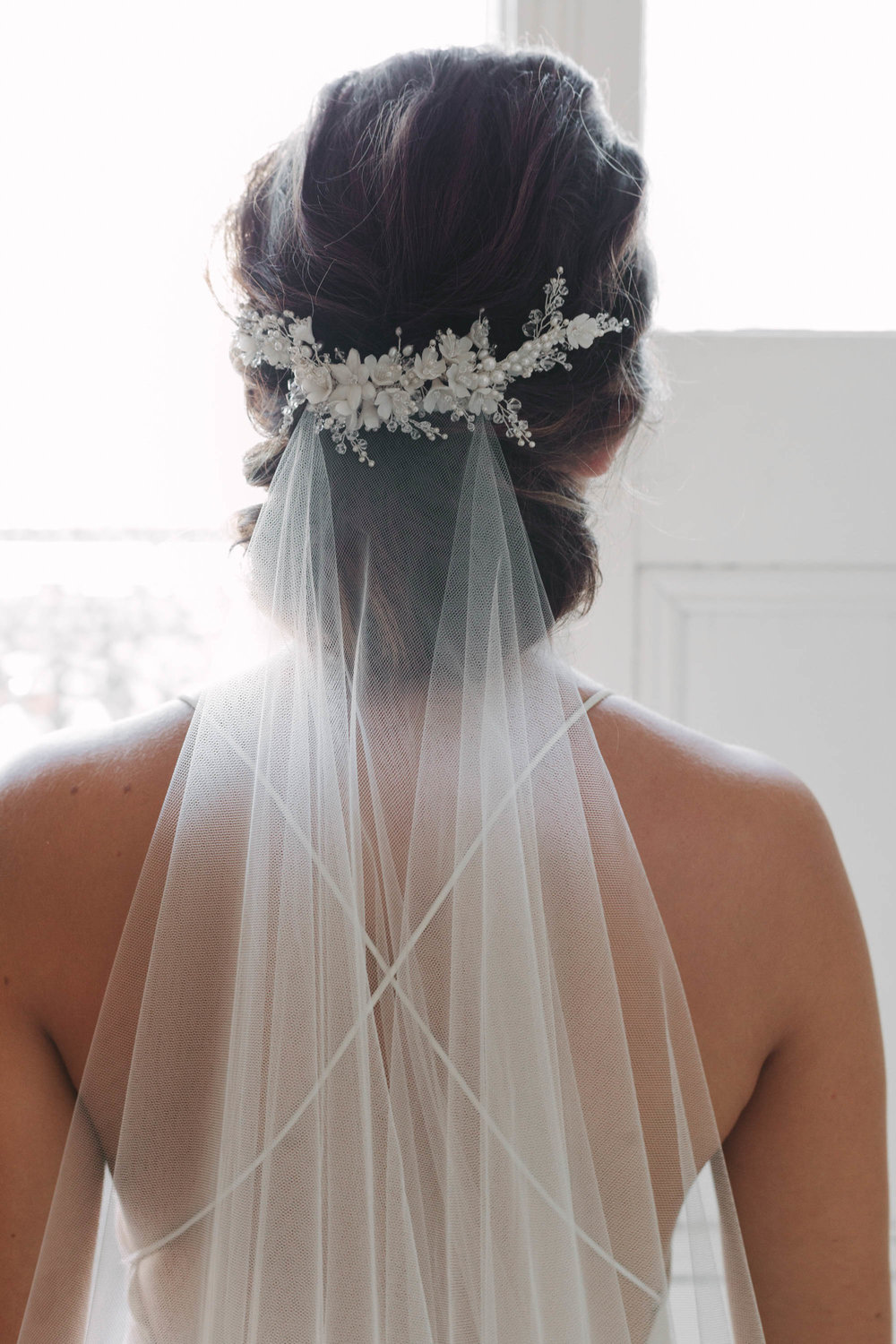 Tania Maras Bridal Headpieces at Love Find Co