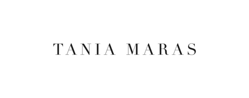 Tania Maras Bridal Logo