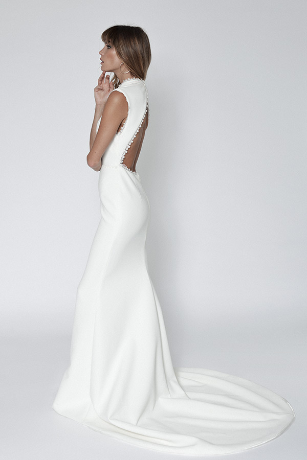 The Fletcher Gown by Chosen By One Day Bridal | LOVE FIND CO.