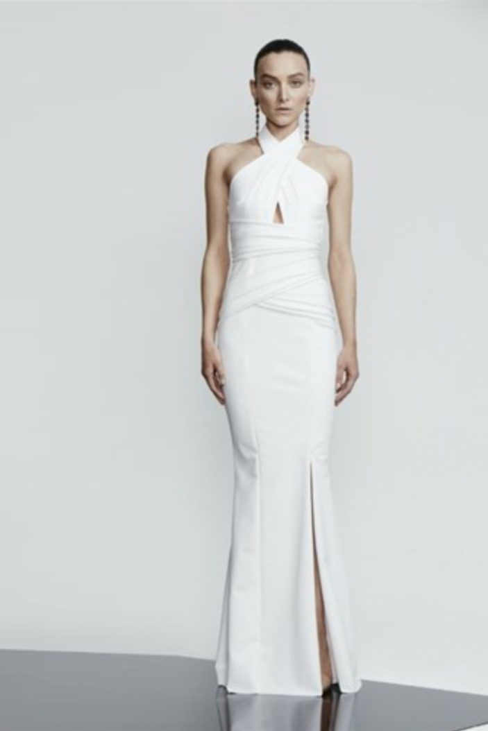 Wedding Dress Designer | Rachel Gilbert Sabelle Gown | Love Find Co.