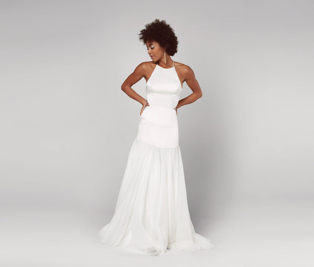 FAME & PARTNERS - The Alexandrina Gown
