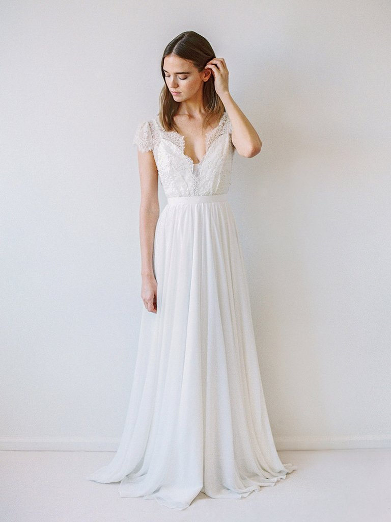 Wedding Dresses under $5,000 - by Truvelle | Read on LOVE FIND CO.
