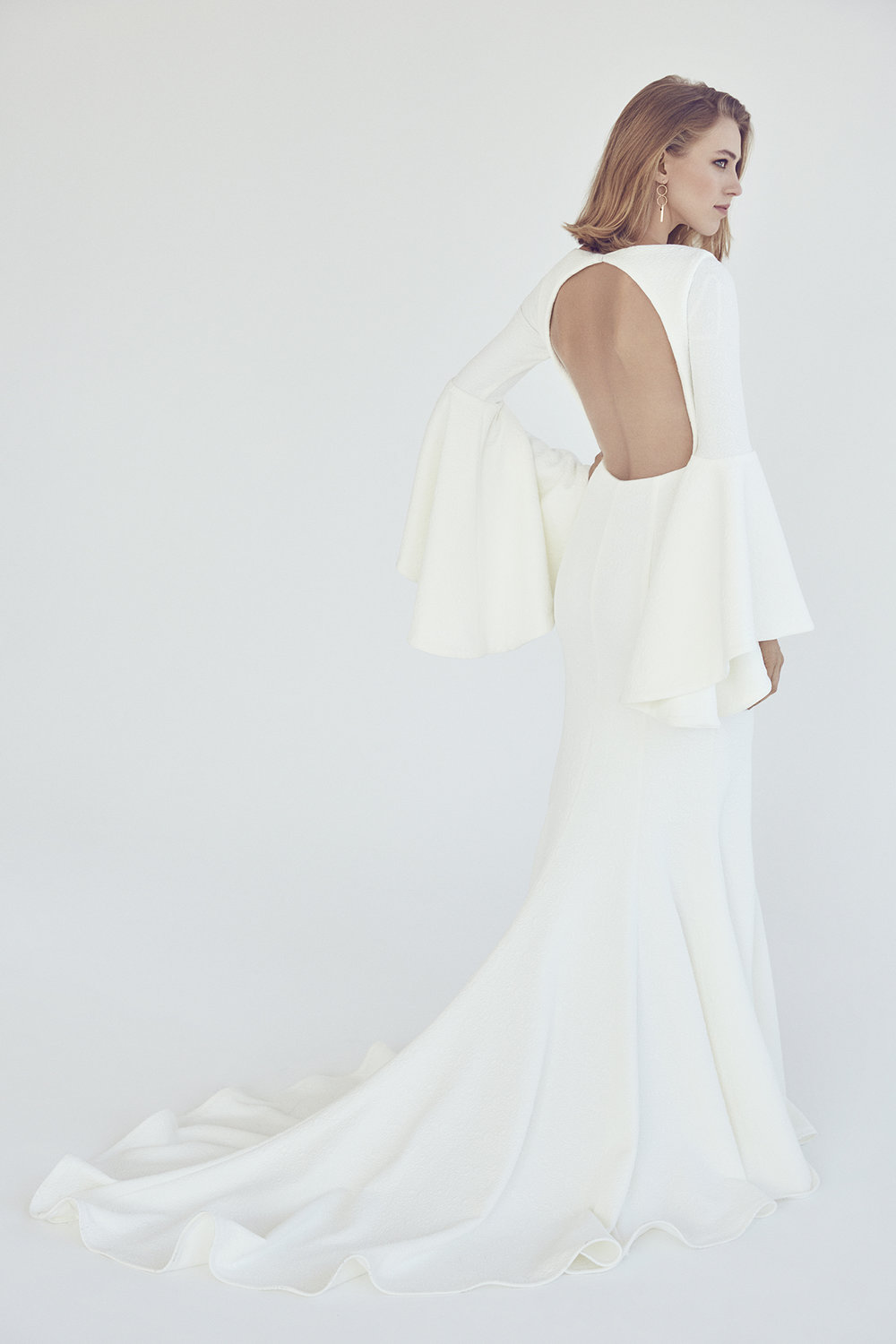 Bell Gown by Suzanne Harward | LOVE FIND CO.
