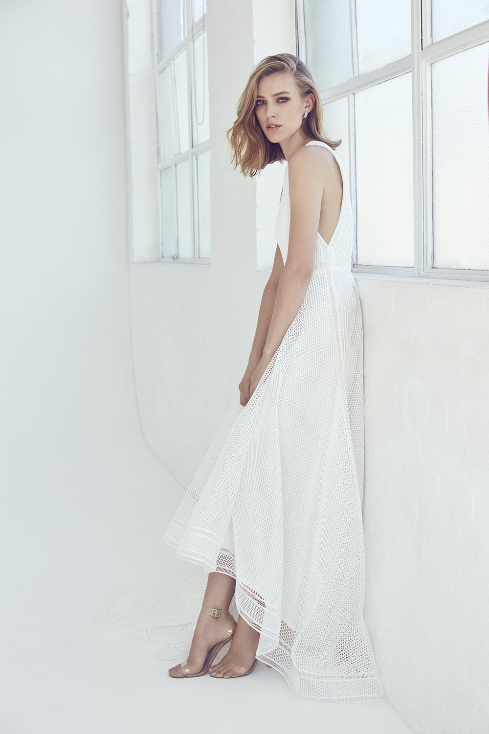 Comet Gown by Suzanne Harward | LOVE FIND CO.