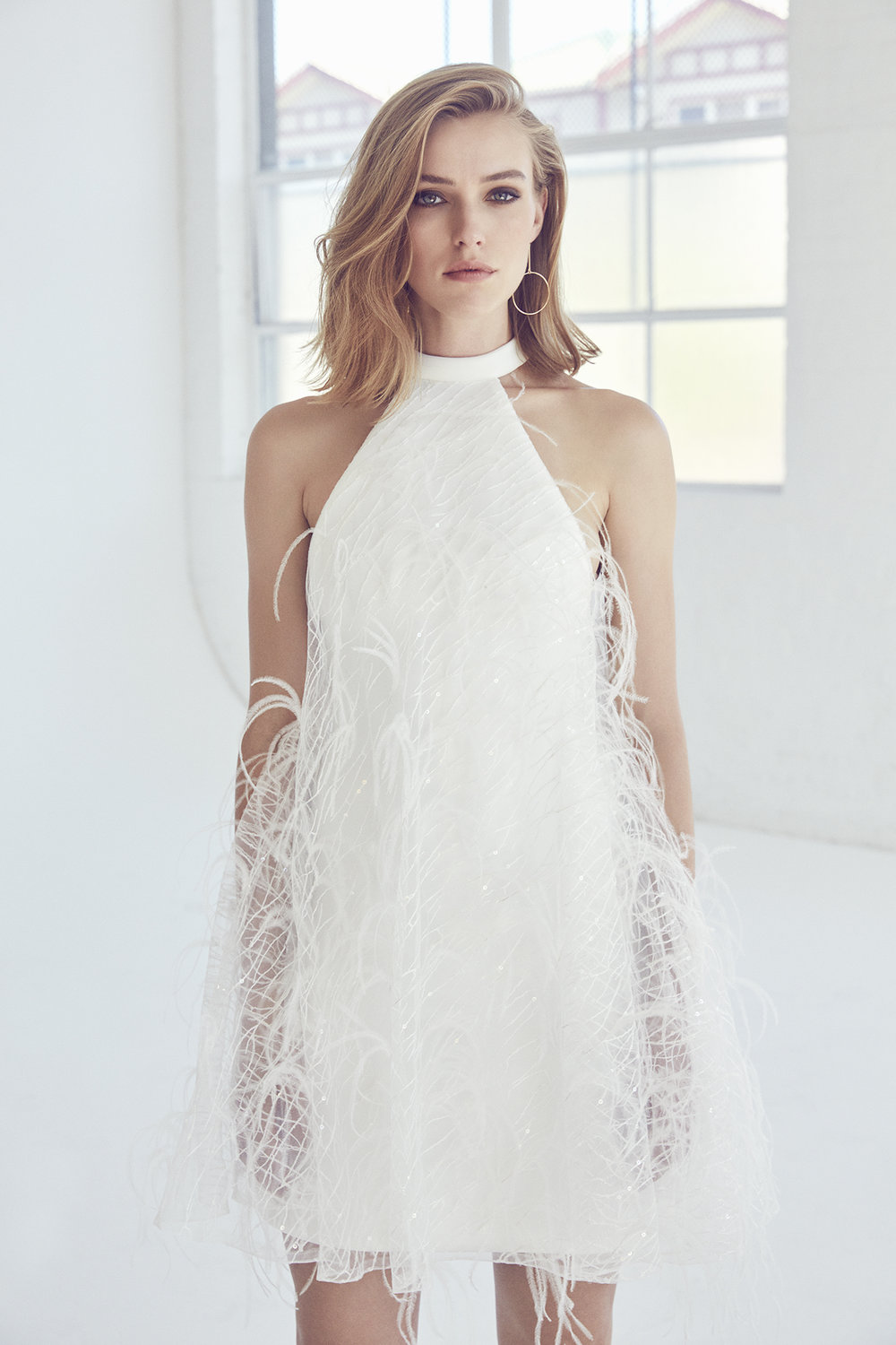 Halo Dress by Suzanne Harward | LOVE FIND CO.