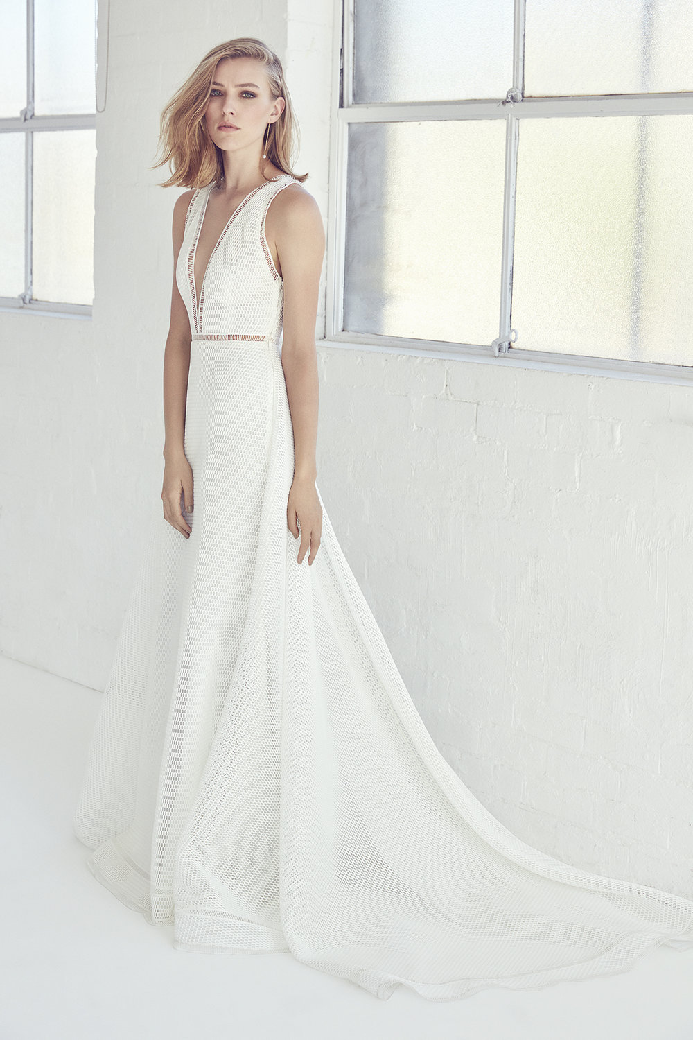 Lunar Gown by Suzanne Harward | LOVE FIND CO.