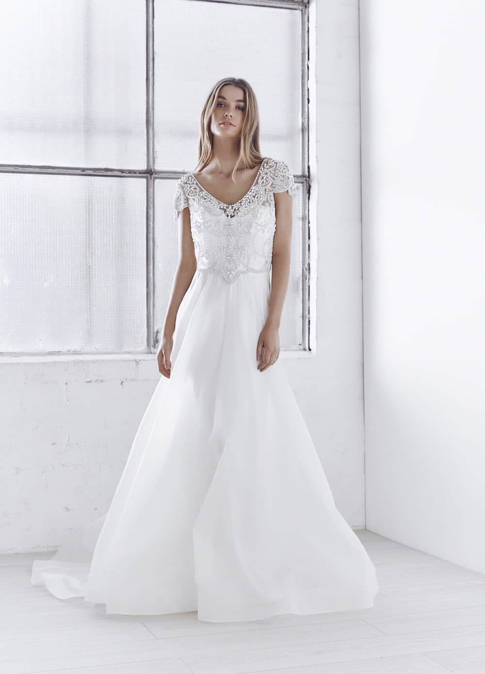Bride dresses for your body shape petite love find co for Wedding dresses under 5000