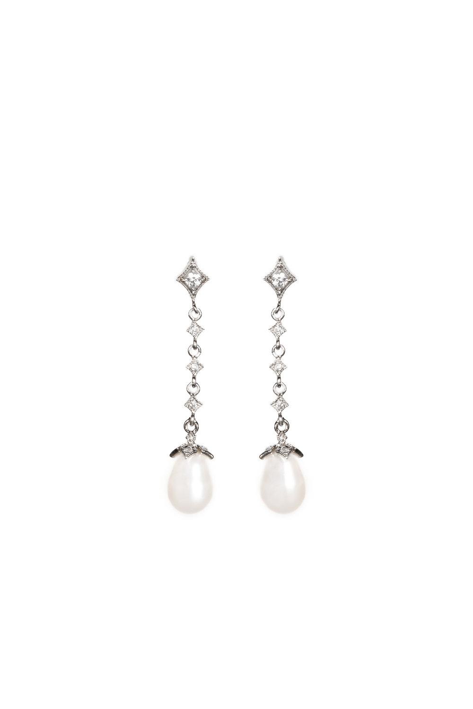 Bastien Pearl Bridal Earrings | Shop Love Find Co.