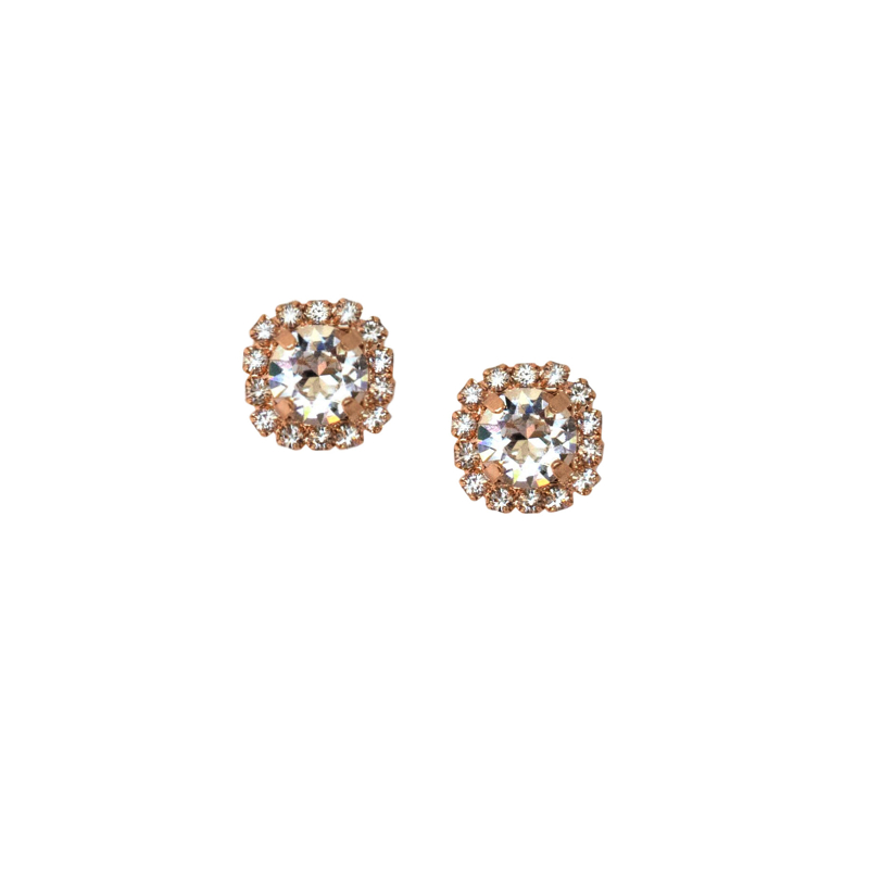 Soleil Stud Earrings by Elle & Adhira | Shop at LOVE FIND CO.