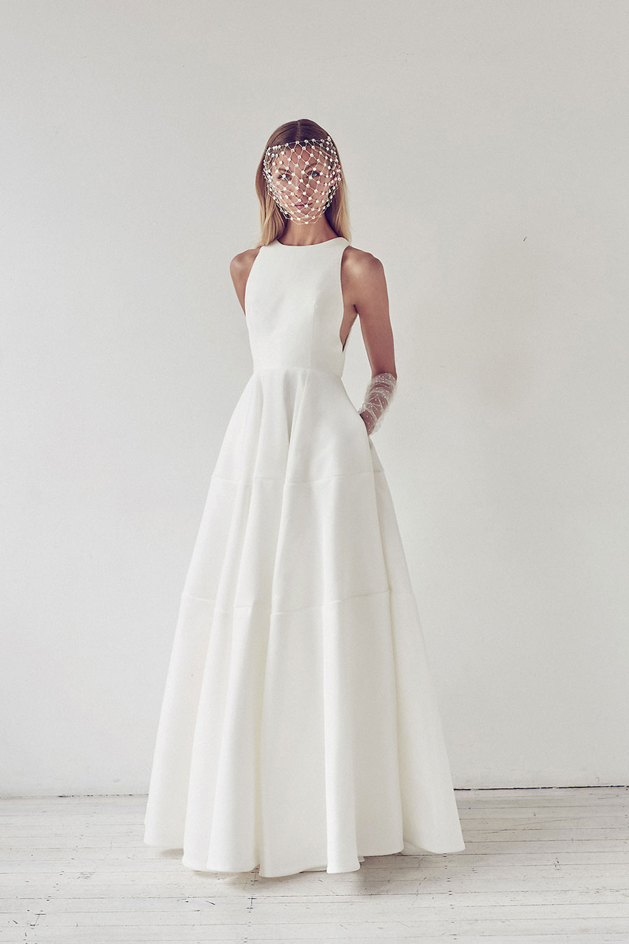 Suzanne Harward Galaxy Wedding Dress | Love Find Co.