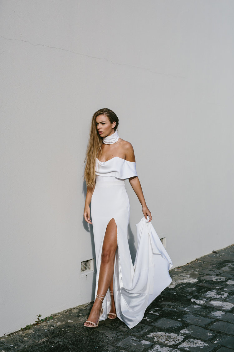 Our Guide To Couture Wedding Dresses - Marquise Bridal featured on LOVE FIND CO.
