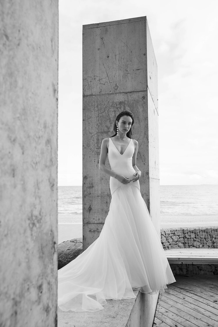 Our Guide To Couture Wedding Dresses - One Day Bridal featured on LOVE FIND CO.