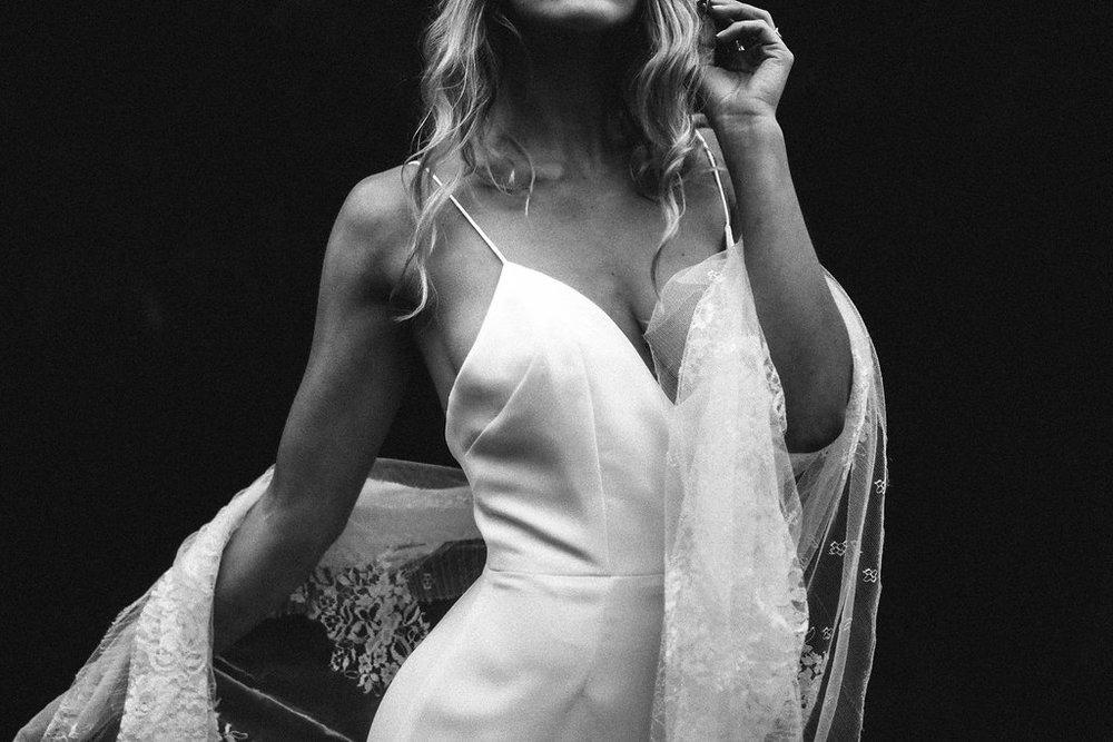 GRYST PHOTO x Prea James Bridal - Fashion Editorial