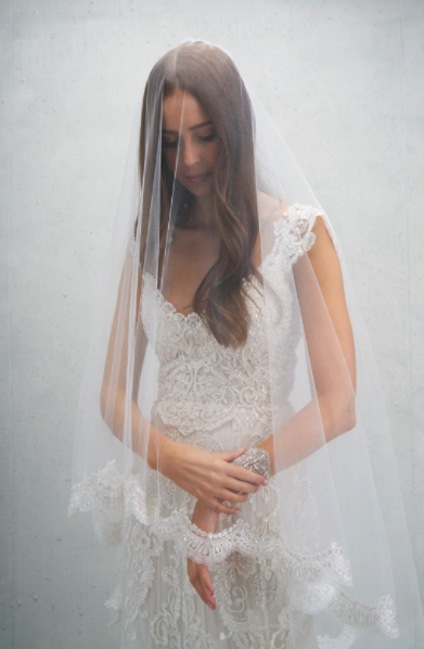 Anna Campbell Alyssa Veil | Shop on LOVE FIND CO.