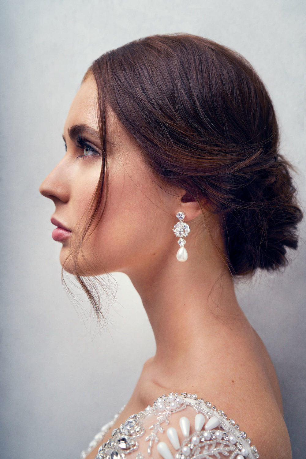 Anna Campbell Charlotte Chandelier Earrings | Shop on LOVE FIND CO.