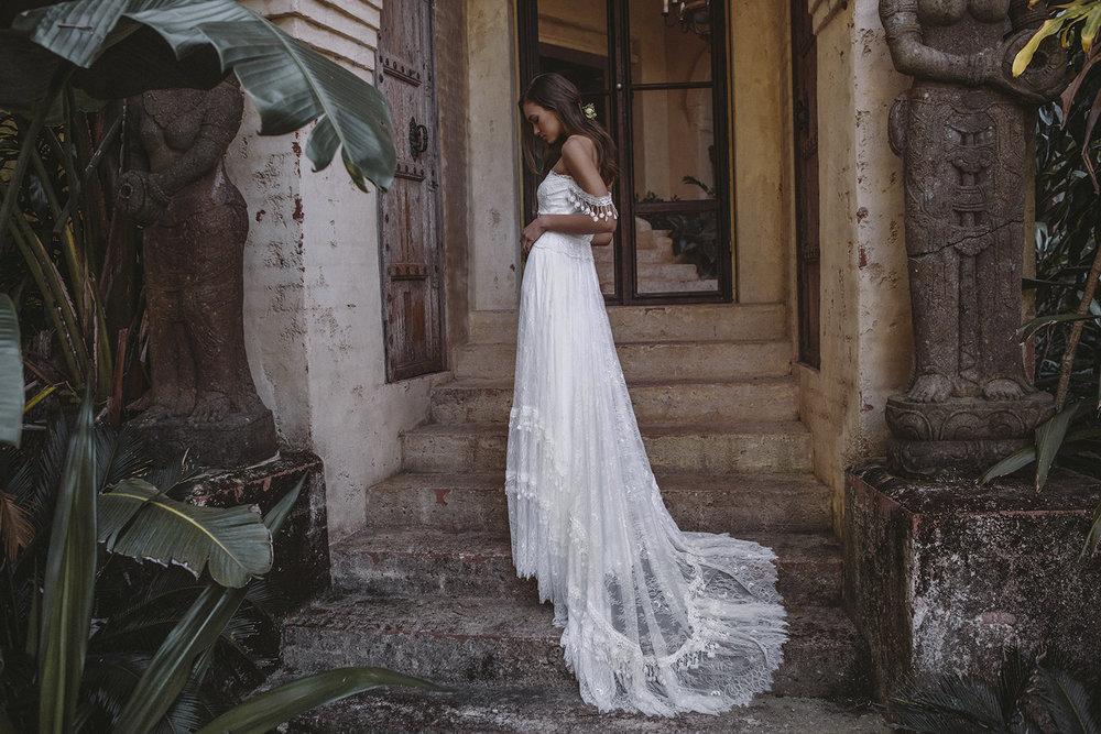 Grace Loves Lace Fabienne Wedding Dress