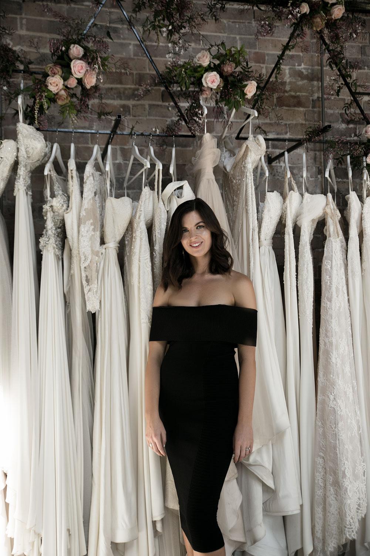 Australian Bridal Designer Moira Hughes