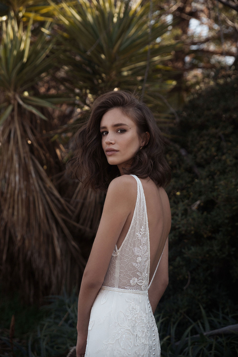 Flora available at Bluebell Bridal | Read on LOVE FIND CO.