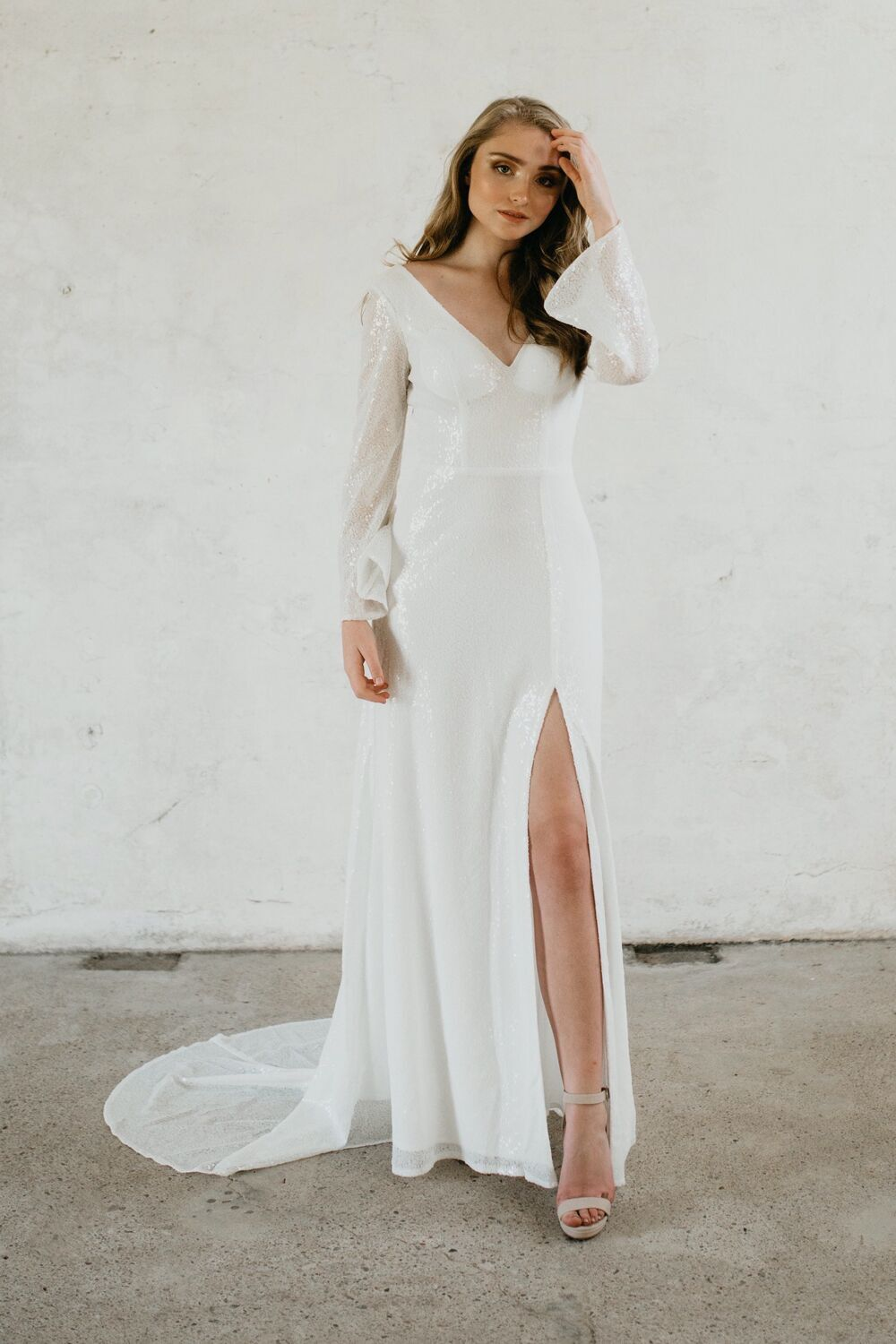 Goddess by Nature on the LOVE FIND CO. Dress Concierge