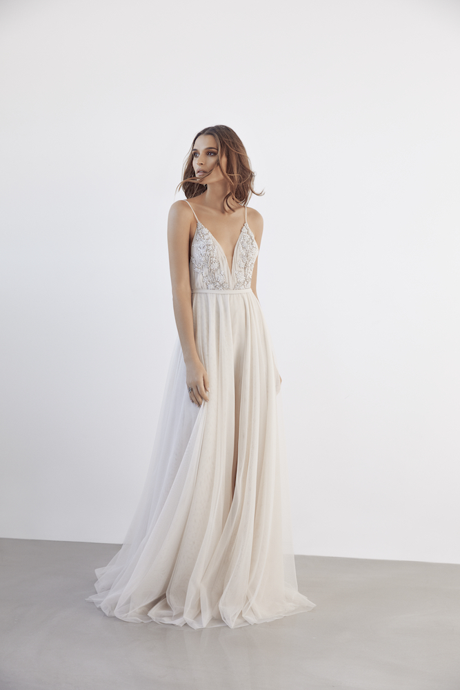 Suzanne Harward Arcadia Wedding Dress as featured on LOVE FIND CO.