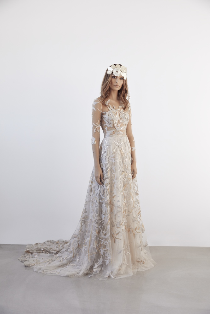 Suzanne Harward Phoenix Wedding Dress as featured on LOVE FIND CO.