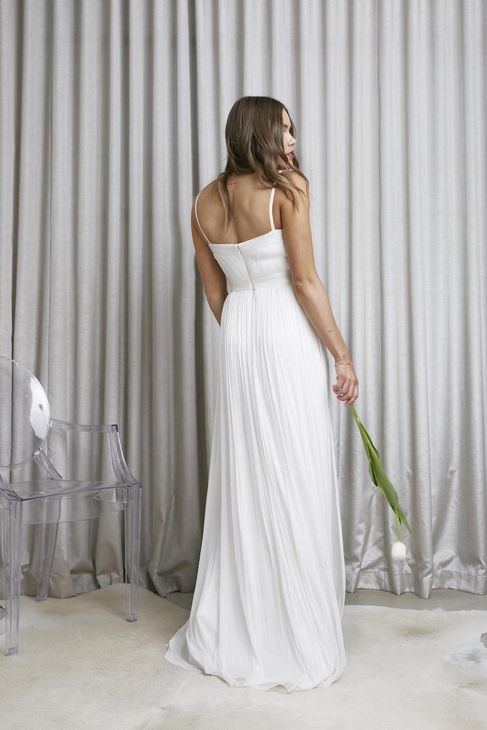 Fiona Claire Charm Bridal Dress featured on LOVE FIND CO.
