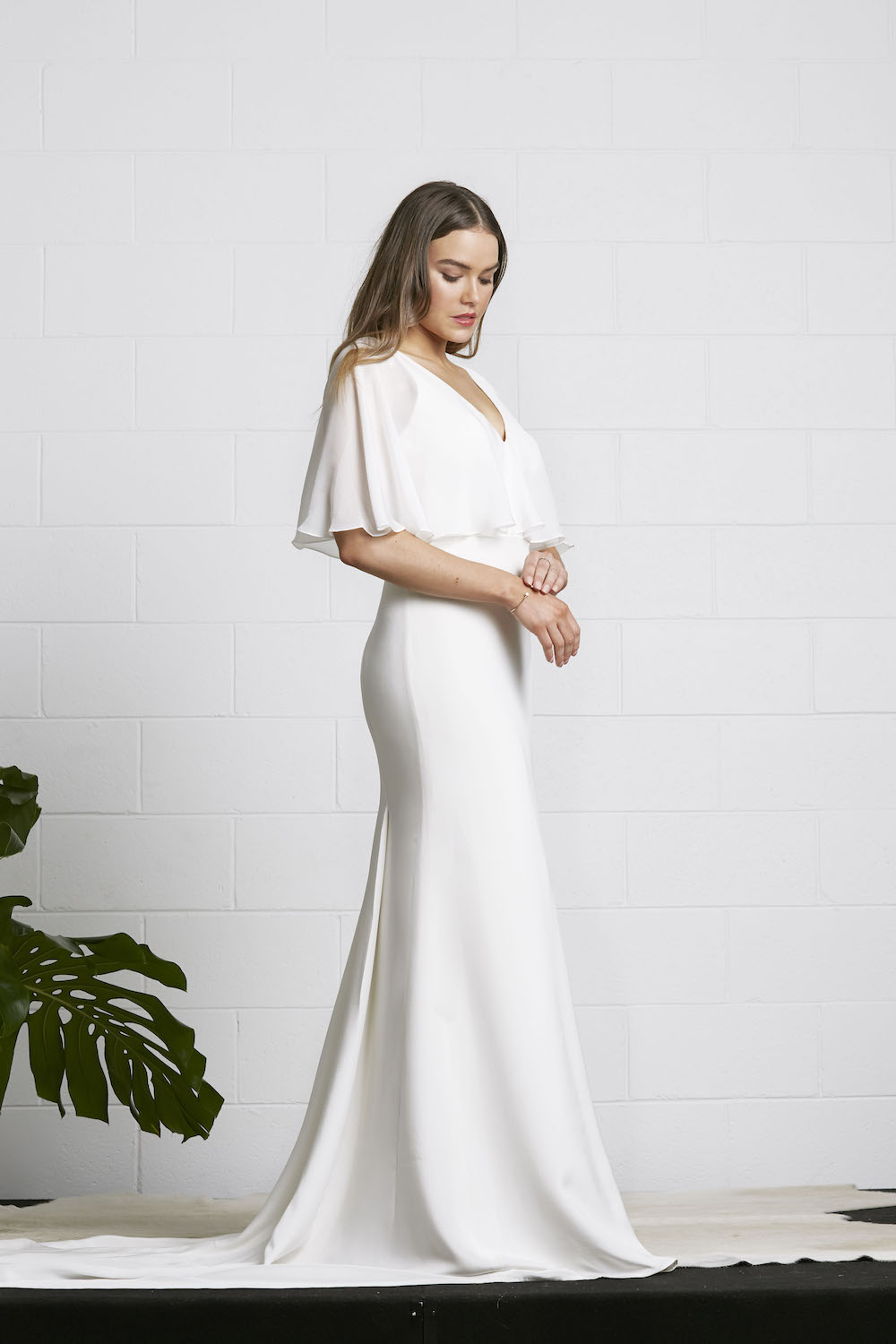The Admire Bridal Dress by Fiona Claire as featured on LOVE FIND CO.