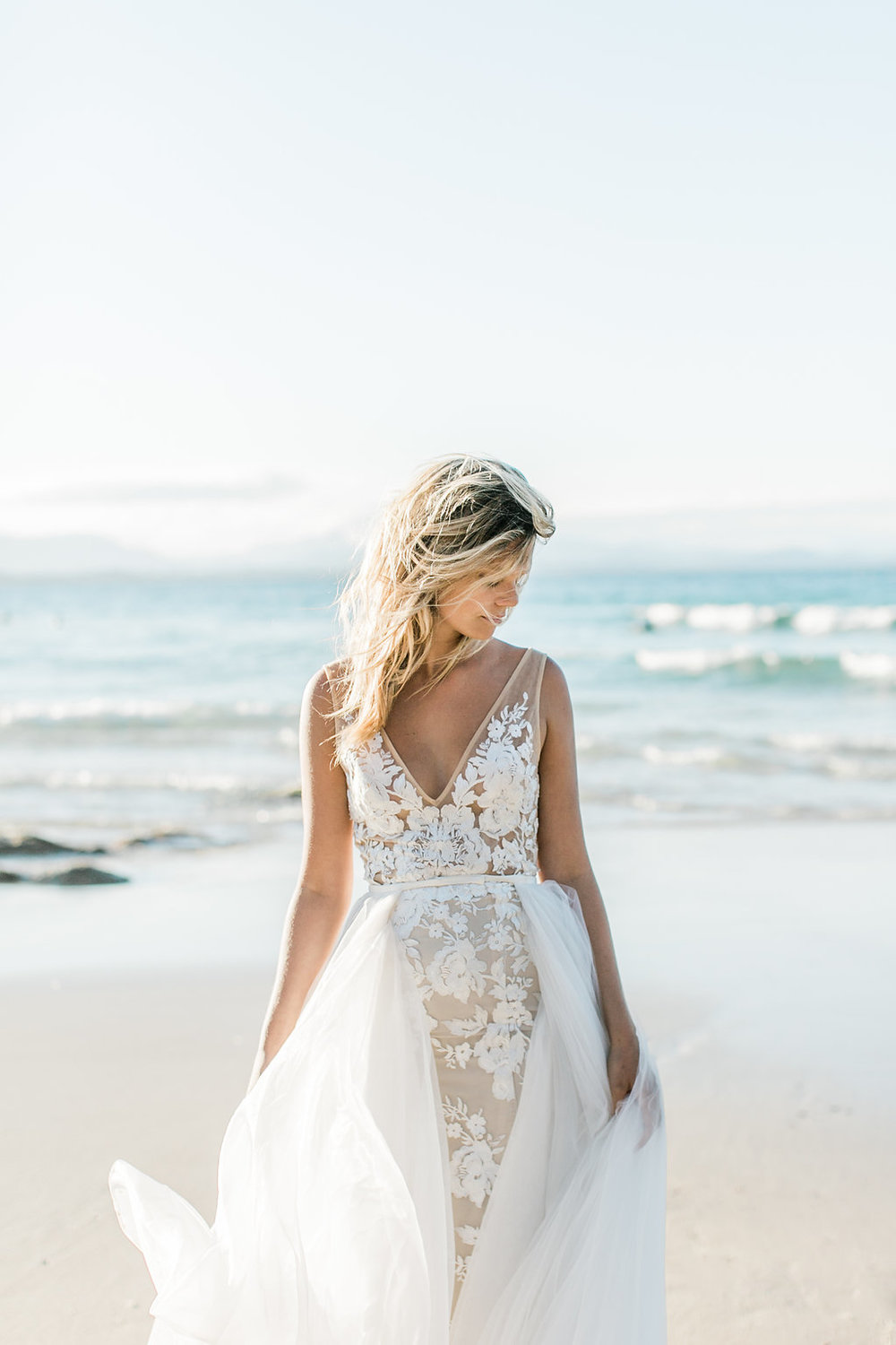 The 'Stevie' Wedding Dress by Made With Love Bridal featured on LOVE FIND CO.