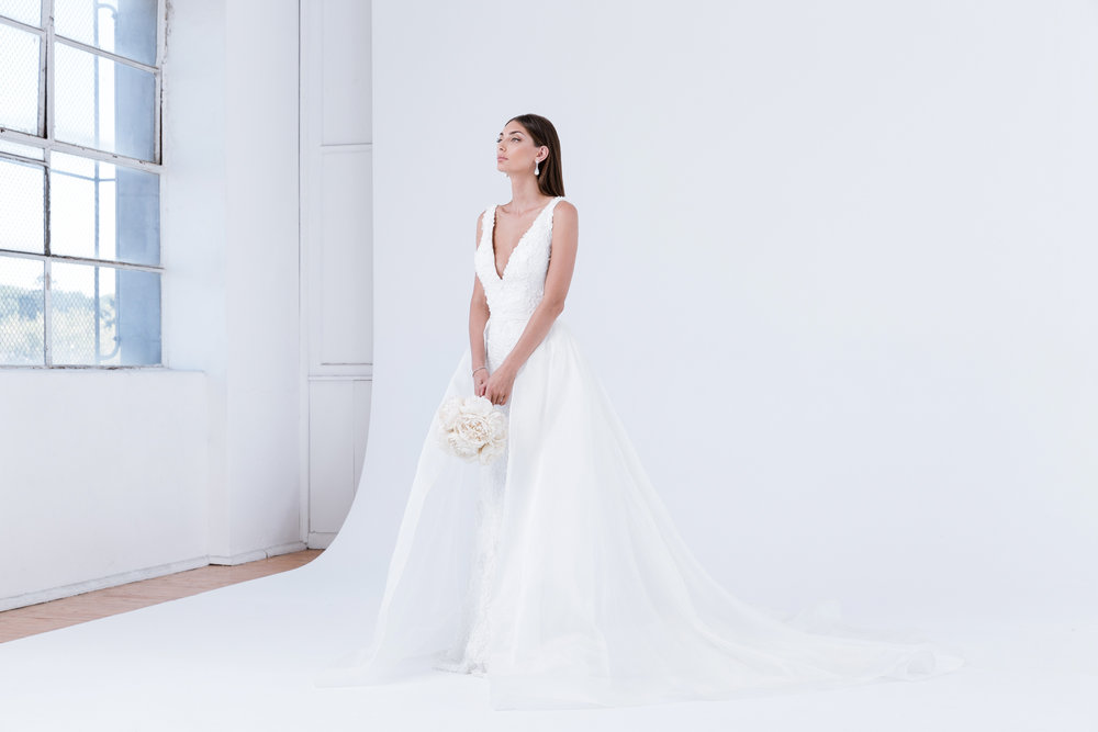 Amaline Vitale bridal designer on LOVE FIND CO.