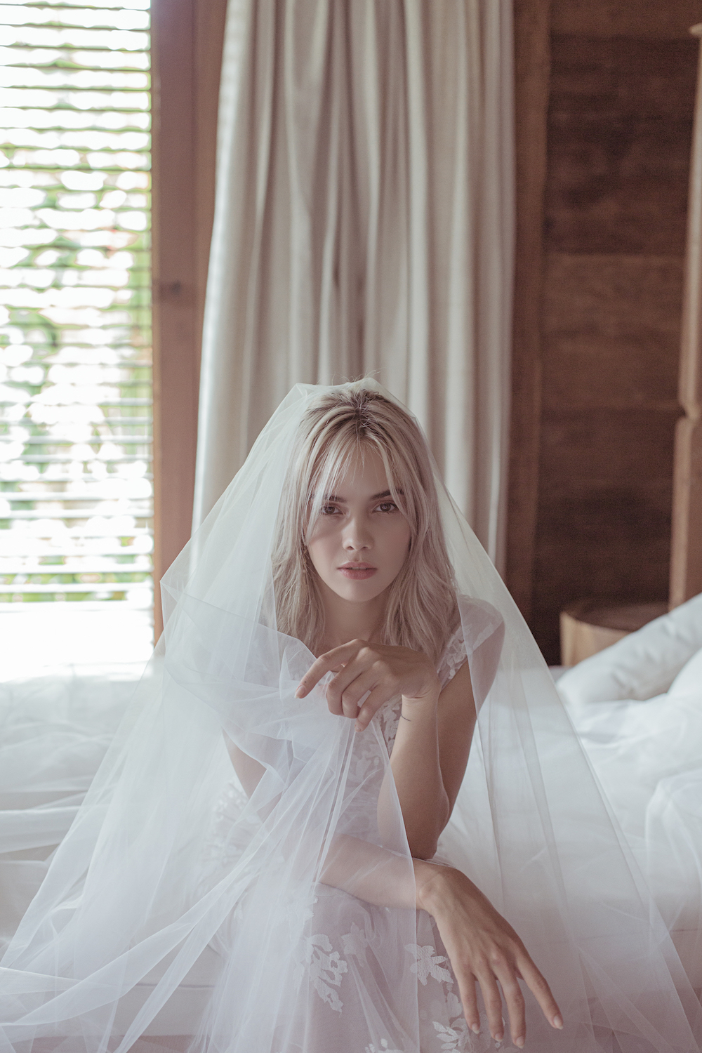 Rio Jumpsuit & Skirt by Oui The Label 2018 Stolen Moments Bridal Collection featured on LOVE FIND CO.