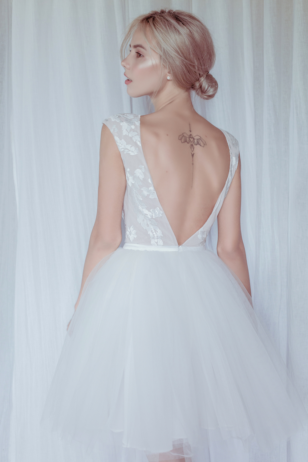 Rio Jumpsuit & Poppy Skirt by Oui The Label 2018 Stolen Moments Bridal Collection featured on LOVE FIND CO.