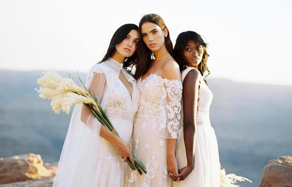 Embrace Bridal on LOVE FIND CO. Dress Concierge