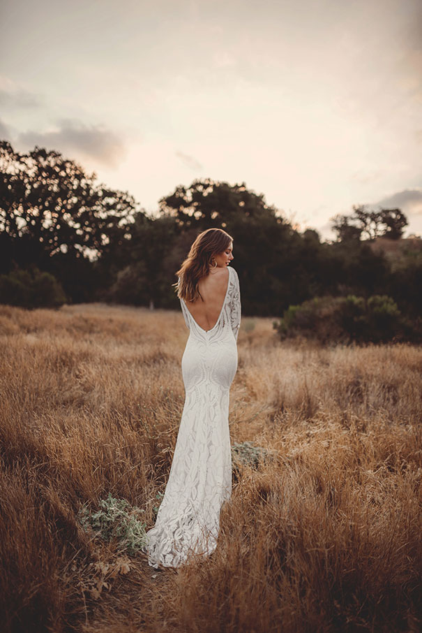 The North wedding dress by Lovers Society featured on LOVE FIND CO.