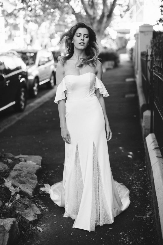Hera Couture wedding dress featured on LOVE FIND CO.